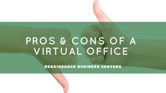 The Pros and Cons of a Virtual Workplace For Start-ups
